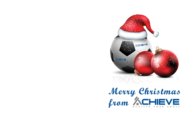 Merry Christmas from ACHIEVE
