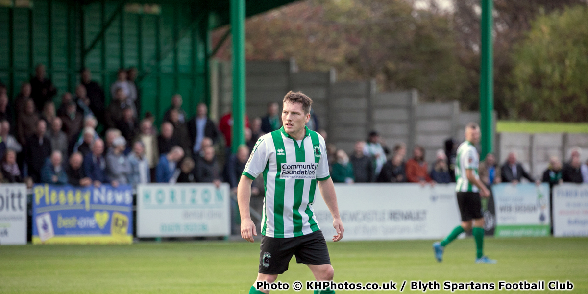 Dan Maguire - Match Action - Blyth Spartans - 2018-2019 (5) (photo copyright KHPhotos.co.uk and Blyth Spartans Football Club)