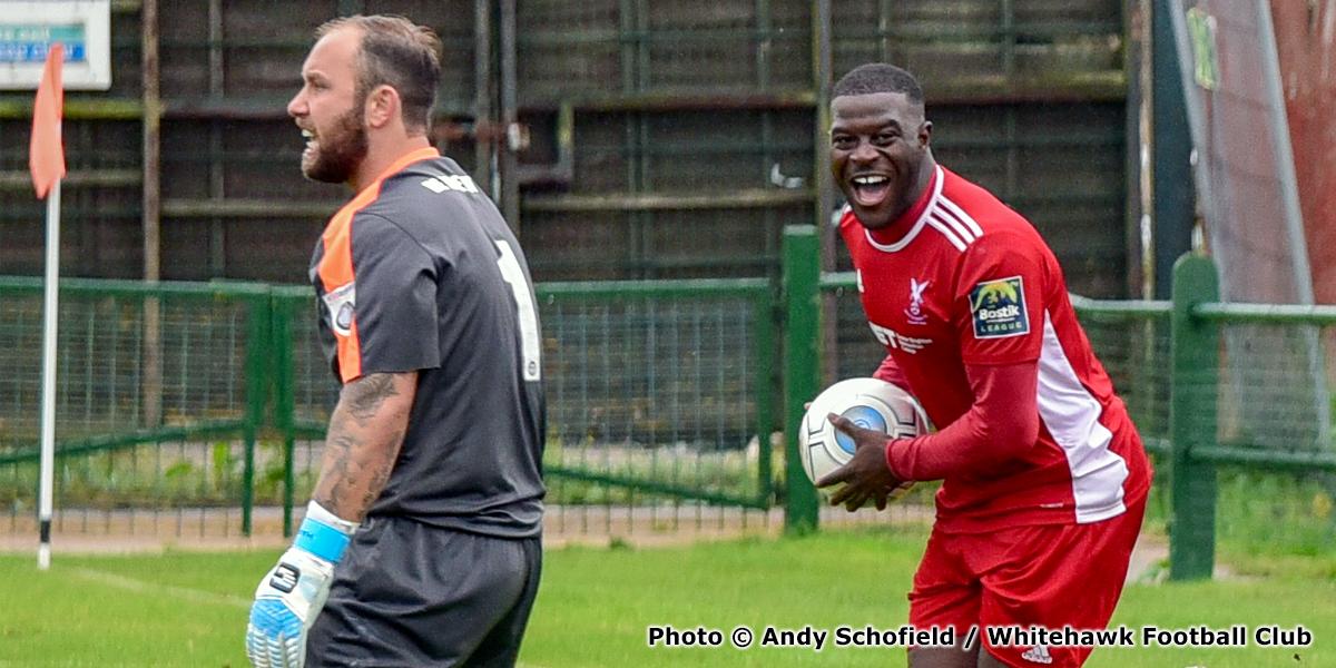 Jason Williams (photo copyright Andy Schofield and Whitehawk Football Club)