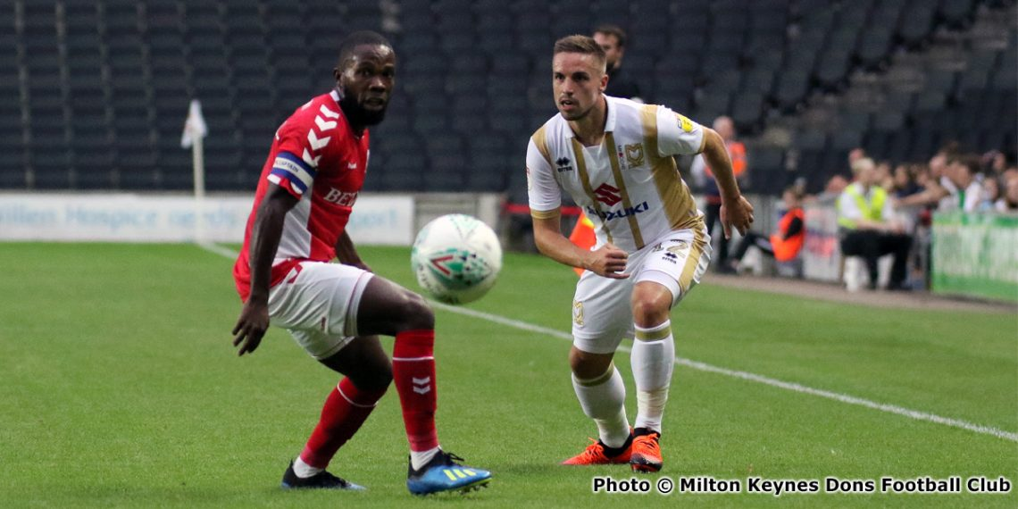 Mitch Hancox (photo copyright Milton Keynes Dons Football Club)